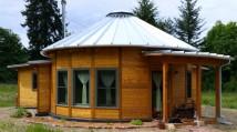 Vashon Island Yurt House